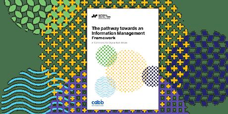 Webinar - The Pathway Towards an Information Management Framework tickets