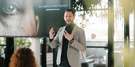 Dagworkshop door Christian Kromme: Ontwikkel een Future-proof mindset tickets