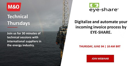 Digitalize and automate your incoming invoice process by EYE-SHARE. Tickets