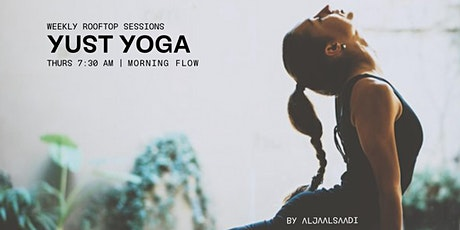 YUST YOGA tickets