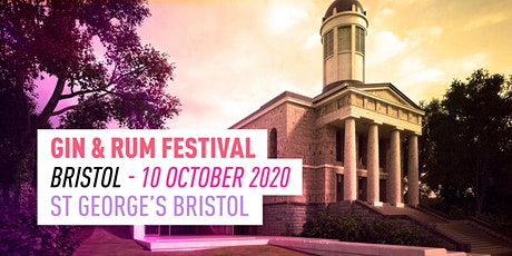 The Gin and Rum Festival - Bristol - 2020 tickets