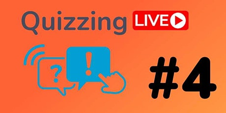 Quizzing Live #6 tickets