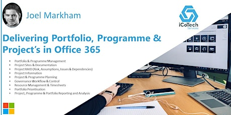 Delivering Portfolios, Programmes & Projects tickets