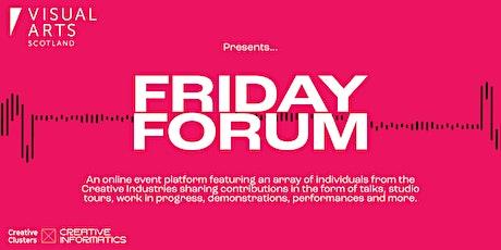 Friday Forum  #6 tickets