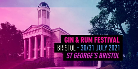 The Gin and Rum Festival - Bristol - 2021 billets