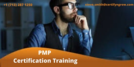 PMP 4 Days Certification Training in Lewiston, ME,USA tickets