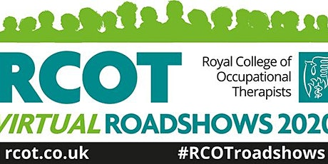 RCOT Virtual Roadshows tickets