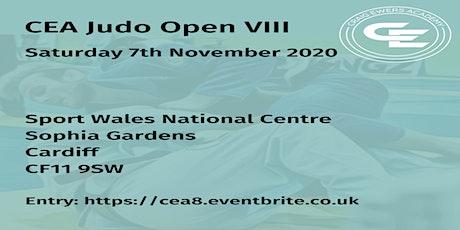 CEA Judo Open | VIII tickets