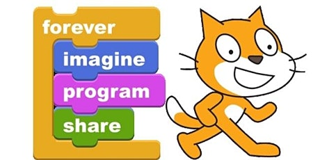 Basics 4 - Online Coding Workshop with Scratch for Kids 8+ tickets
