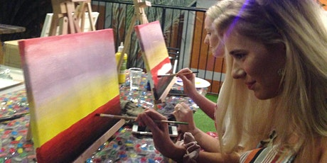 Paint & Sip with BYO Brisbane City tickets