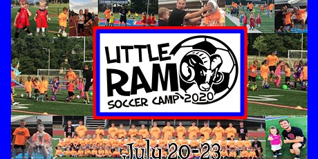The Little Ram Soccer Camp 2020 tickets