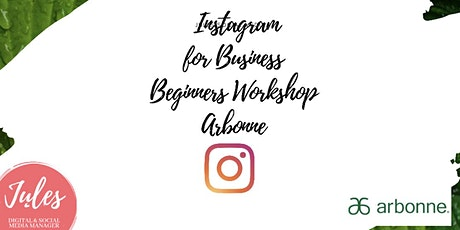 Beginners Instagram for Business Workshop tickets