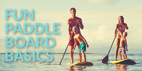 FUN PADDLE BOARD BASICS  - YELLOW CREEK STATE PARK tickets