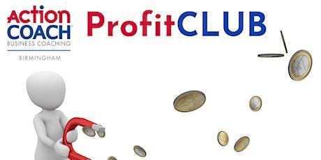 ProfitCLUB Business Networking tickets