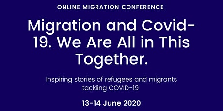Migration and Covid-19. We Are All in This Together. tickets