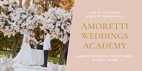 Wedding Planner Course (Advance) Certificate | 5 Days Live Classes Online tickets