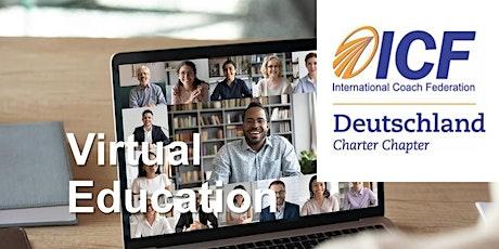 Online-Coaching mit der CAI® World – mehr als nur eine virtuelle Konferenz Tickets