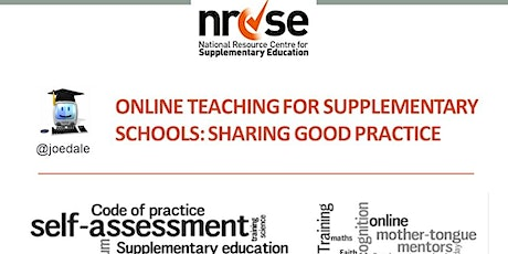 Remote teaching for supplementary schools tickets