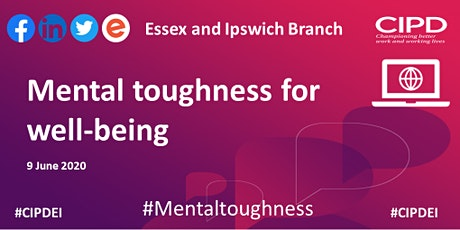 Mental Toughness for well-being tickets