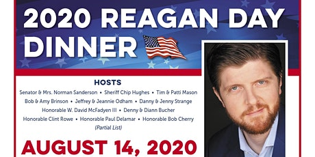 Craven County GOP 2020 Reagan Day Dinner  tickets