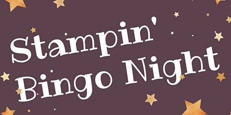 OnLine July's Stampin' Bingo tickets