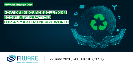 FIWARE Energy Day tickets