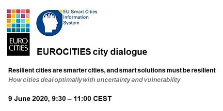 Resilient cities are smarter cities, and smart solutions must be resilient tickets