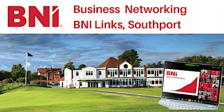 Online Business Networking - BNI Links, Southport tickets