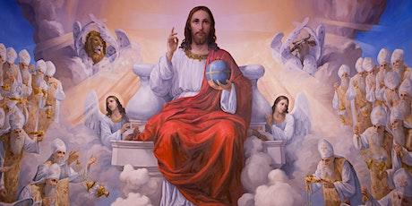 Holy Mass @ St Mark's Church (Sunday -Year 7 to Year 12) tickets