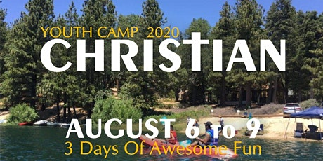 YOUTH SUMMER CAMP 2020 tickets