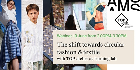 The shift towards circular fashion & textile tickets