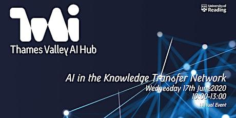 Thames Valley AI HUB Event - KTN tickets