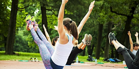 Outdoor Fitness Classes tickets