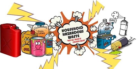 Hazardous Waste Collection & Food Drive tickets