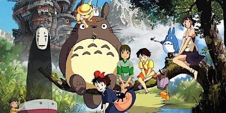 Workshop digitale LIVE: Il cinema di Hayao Miyazaki e dello Studio Ghibli biglietti