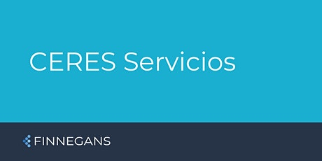 Demo Online - CERES Servicios entradas