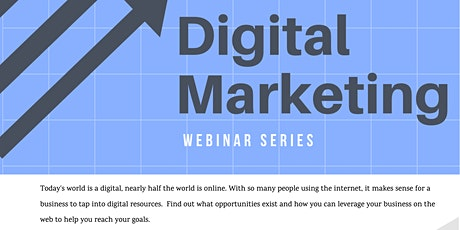 Digital Marketing Webinar tickets