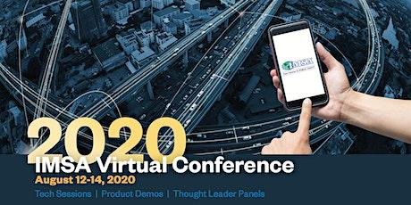 2020 IMSA Virtual Conference tickets