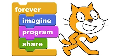 Basics 3 - Online Coding Workshop with Scratch for Kids 8+ tickets