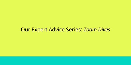 Zoom Dive with Marketing Expert Stephanie Melodia|Building a Standout Brand tickets