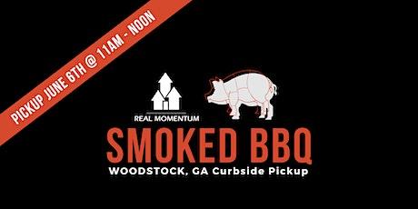 Smoked BBQ - Woodstock Pickup tickets