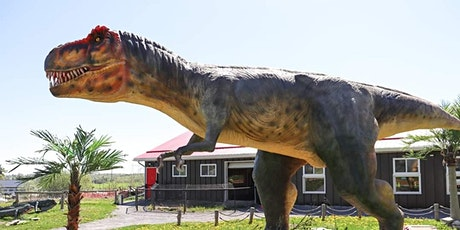 Dinosaur Drive-Thru:  Thursday June 4th   - COVID 19 Safe tickets