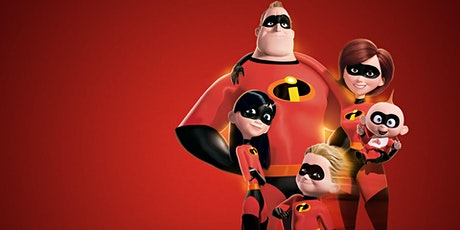 ArtsQuest at Home: Movie Talk - The Incredibles tickets