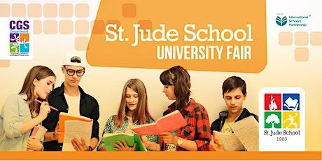 Feria Virtual de Universidades St. Jude 2020 biglietti