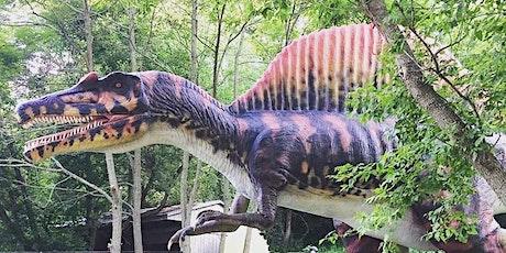 Dinosaur Drive-Thru:  Saturday June 6th  - COVID 19 Safe tickets