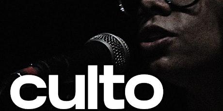 CULTO - QUARTA  10/07 ÀS 20H tickets