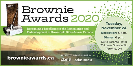 2020 Brownie Awards tickets