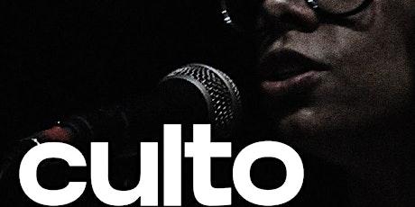 CULTO - DOMINGO 14/06 ÀS 18H tickets