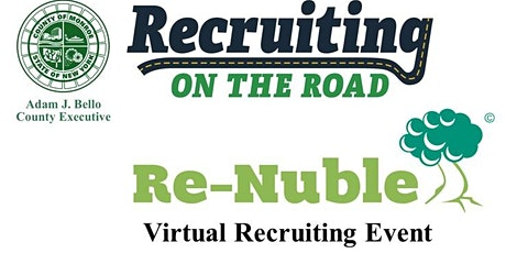 Re-Nuble Job Fair - Virtual Recruiting on the Road tickets