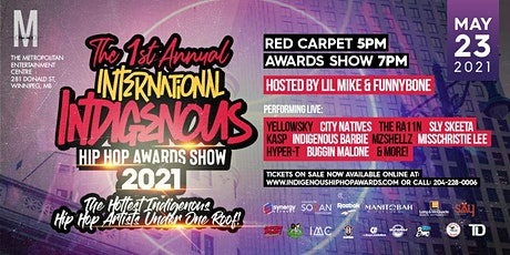 Mike Bone at Indigenous Hip Hop Awards tickets